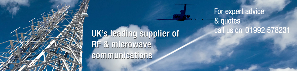 UK's leading supplier of RF & microwave communications
